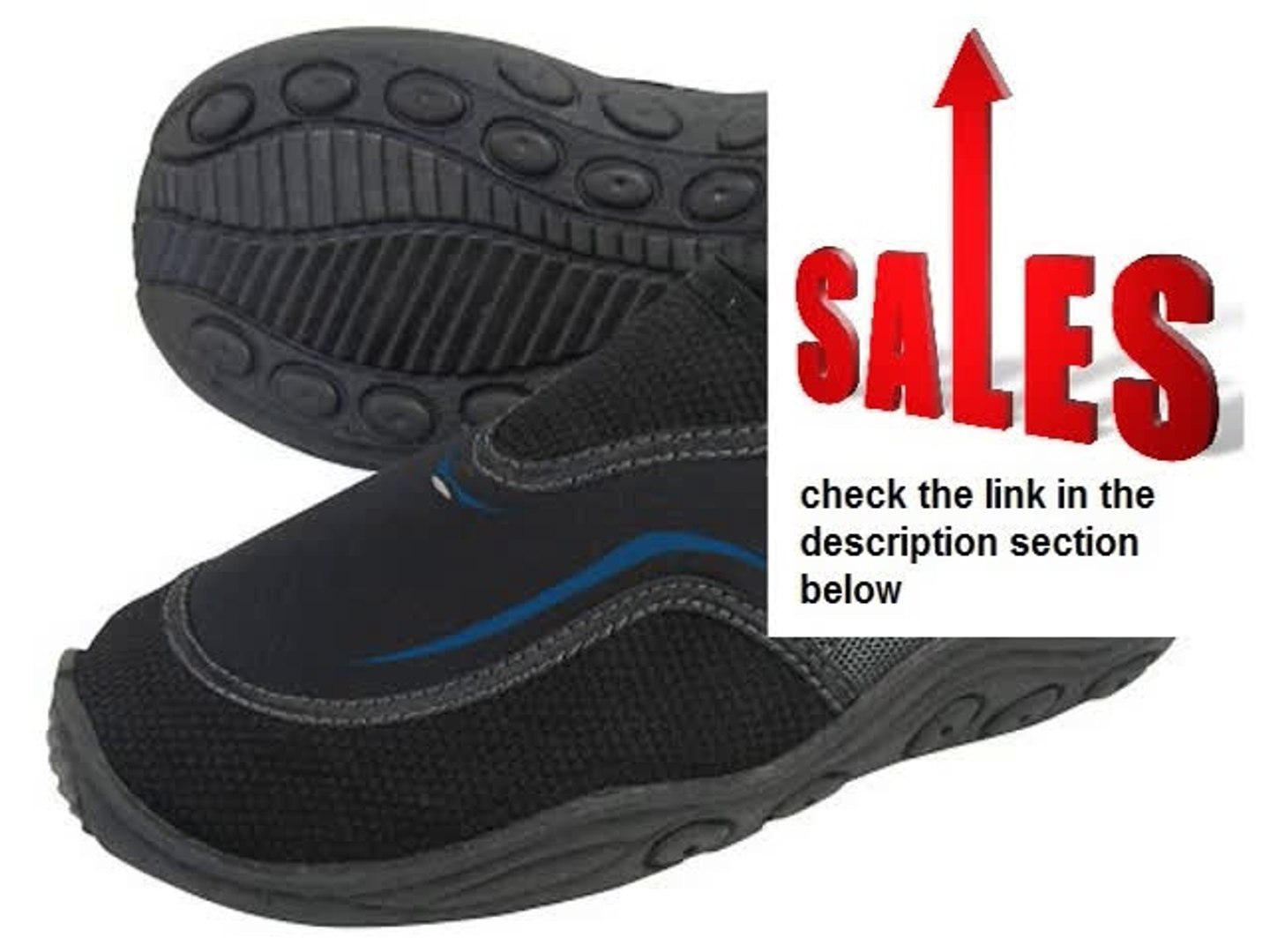 Clearance Sales! Aqua Lung Sport Kids Seaboard Watershoe - Great for all Watersports Review