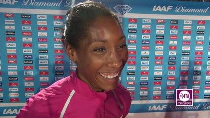Eloyse Lesueur : « Je suis chez moi et je gagne »