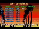 Out Run (Niveau 1) Sega Master System