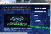 Batman Arkham Origins Cold,  Cold Heart DLC Keys Unlock Tutorial - Xbox 360 - PS3 - PS4