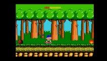 Wonder Boy ( niveau 1) Sega Master System