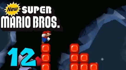 German Let's Play: New Super Mario Bros ★ #12