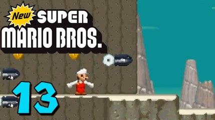 German Let's Play: New Super Mario Bros ★ #13