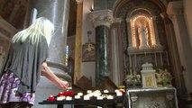 Alpes-de-Haute-Provence: A Barcelonnette, intronisation de la réplique de Notre dame de Guadalupe