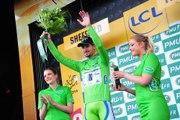"Tour de France 2014 - Etape 2 - Peter Sagan : ""Personne n'a voulu aller chercher Nibali"""
