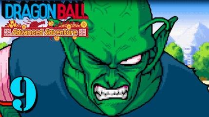 German Let's Play: Dragon Ball Advanced Adventure ★ #9 ★ Der Kamp gegen König Piccolo