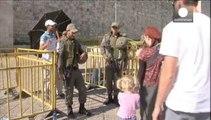 Jérusalem sous tension après les meurtres de trois juifs et d'un palestinien