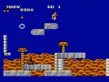 Quartet (Niveau 1) Sega Master System