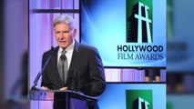 Ford Injury To Halt 'Star Wars' For 2 Weeks
