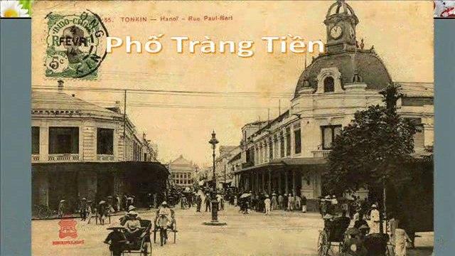 """Caroline Thanh Hương giới thiệu bộ ảnh """"Hà Nội Dưới Thời Pháp Thuộc"""" phần 2"""
