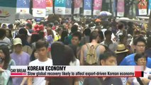 Bank of Korea could slash nation's growth rate forecast