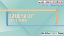 Mass Income Multiplier Free PDF - mass income multiplier download 2014