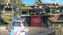 ALL NARUTO UZAMAKI FIGHTING TYPES & ULTIMATE JUTSU Naruto Shippuden Ultimate Ninja Storm Revolution