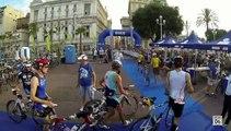 Ironman France, Nice, 2014 - The Bike Start (long version)