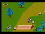 Enduro Racer (niveau 1) Sega Master System
