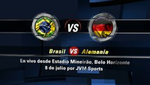 Ver partido Brasil contra Alemania -- Mundial Brasil 2014