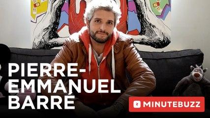 Le MinuteBuzzCanap de Pierre-Emmanuel Barré