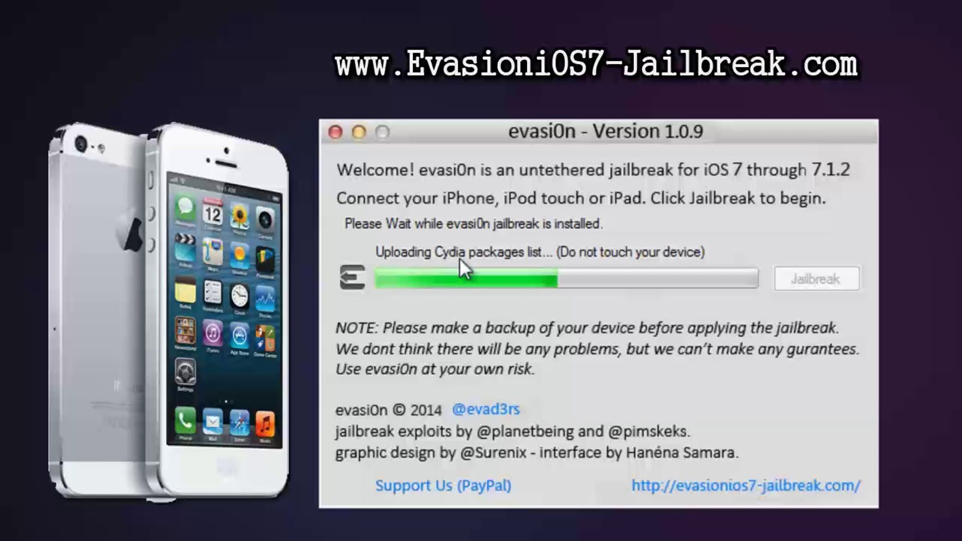Evasi0n7 Download Mac