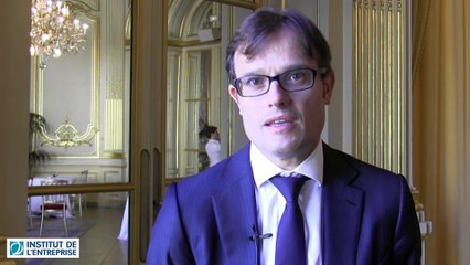 Deux questions à Kyril Courboin, président de J.P. Morgan France - Vidéo Dailymotion