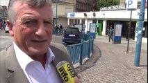 Etat du réseau ferroviaire : Marcel Soligny, adjoint au maire de Noisy-le-Sec s'inquiète