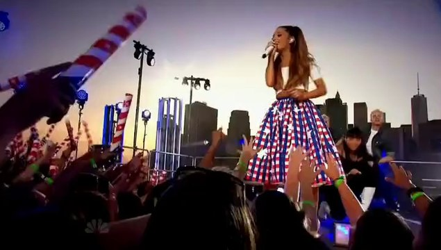 Ariana Grande | The Way (Live at Macy's 4th of July Fireworks Spectacular 2014)