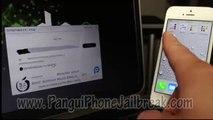 Pangu 1.1.0 Releases IOS 7.1.2 Jailbreak Untethered IPhone 5, 5s, 5c, 4S, IPod Touch 4/4G, IPad 2/3, IPhone 4S/4
