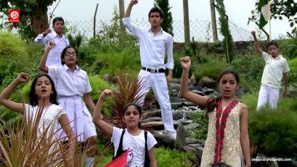 Aie Bharat Tujhe Salam Video Song | School Ki Masti | Rahul Mukharjee, Vidya Laxmi & Choras