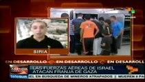 Ataques de Israel contra Palestina deja 147 heridos y 9 muertos