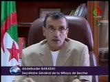 Algerie,Sud-Ouest,rehabilitation des aeroports