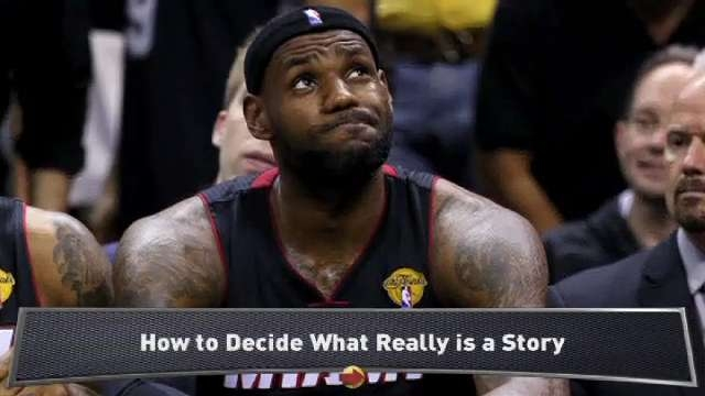 How to Cover LeBron & NBA Free Agency