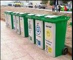 Algerie,Setif,Le tri sélectif des déchets