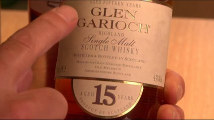 Whisky U - How to Read a Scotch Whisky Label