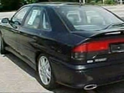 Présentation Renault Safrane BiTurbo