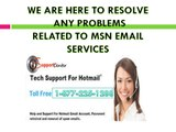 MSN support number msn Technical support msn password reset number, call@1-877-225-1288