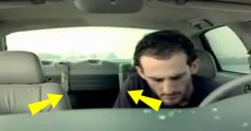 Car Thief Defeated By Unexpected Anti-Theft Alarm System