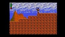 Rastan (niveau 1) Sega Master System