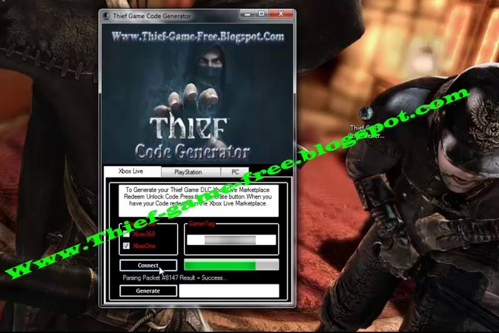 How to Install/Unlock Thief Game Free on Xbox 360 / Xbox One