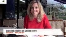 Dans les poches de Céline Leroy
