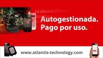 Alarma para motos M1 - Alarmas y localizadores GPS para moto. Atlantis Technology