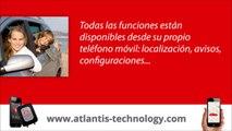Alarma para coches A1 - Alarmas y localizadores gps para coche. Atlantis Technology