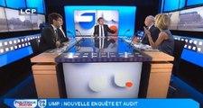 Politique Matin : Christophe Caresche, député SRC de Paris et Laurent Marcangeli, député UMP de Corse-du-Sud