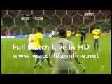 Germany vs Brazil Stream Live Streaming 8 July 2014