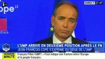 Européennes: Le PS au pouvoir gonfle les scores du FN selon Jean-François Copé