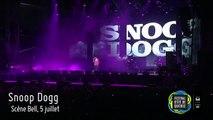 """Snoop Dogg Live @ """"Festival d'Eté de Québec"""", Plaines d'Abraham, Montréal, Québec, Canada, 07-05-2014"""
