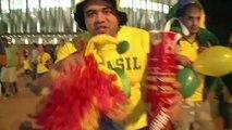 Coupe du Monde: le Brésil fête sa qualification en 8e de finale