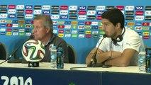 Coupe du Monde: l'Uruguay face au défi de l'Italie