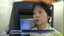 Un premier distributeur de bitcoins à Hong Kong