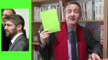Haïm Korsia, Cour de Justice Européenne, Benoît Hamon: les cartons de la semaine - L'édito de Christophe Barbier