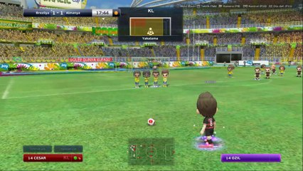 Goley - 2014 Dünya Kupası - Brezilya Almanya Maçı