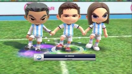 Goley - 2014 Dünya Kupası - Arjantin Hollanda Maçı